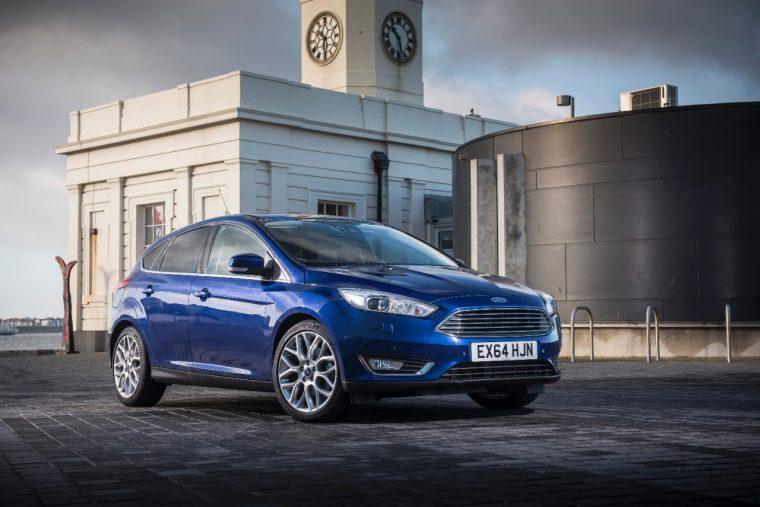 New Ford Focus Titanium