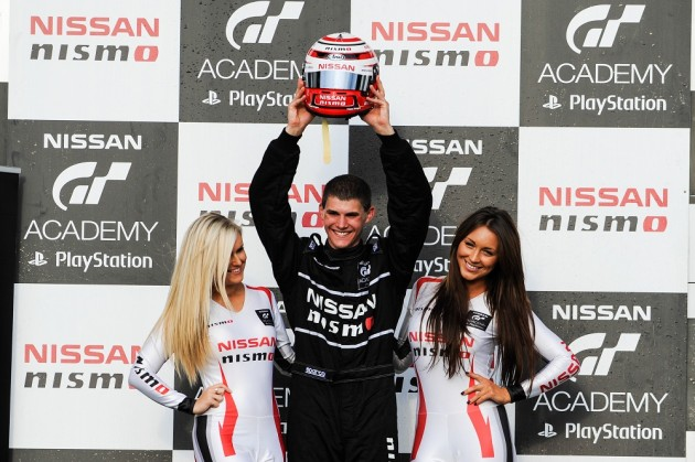 5th Season of GT Academy | Nicholas Hammann was crowned the winner of season 4