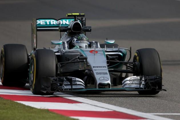 2015 Chinese Grand Prix Recap : Nico Rosberg
