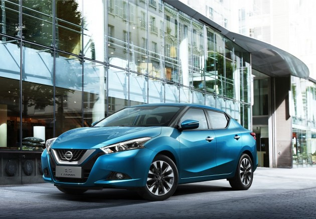 The all-new Nissan Lannia