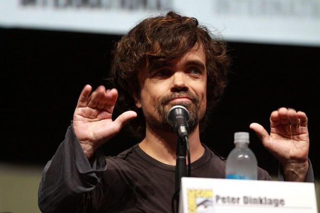<em>Game of Thrones</em> Star Peter Dinklage Lends Voice to Chrysler 300 Ad Campaign