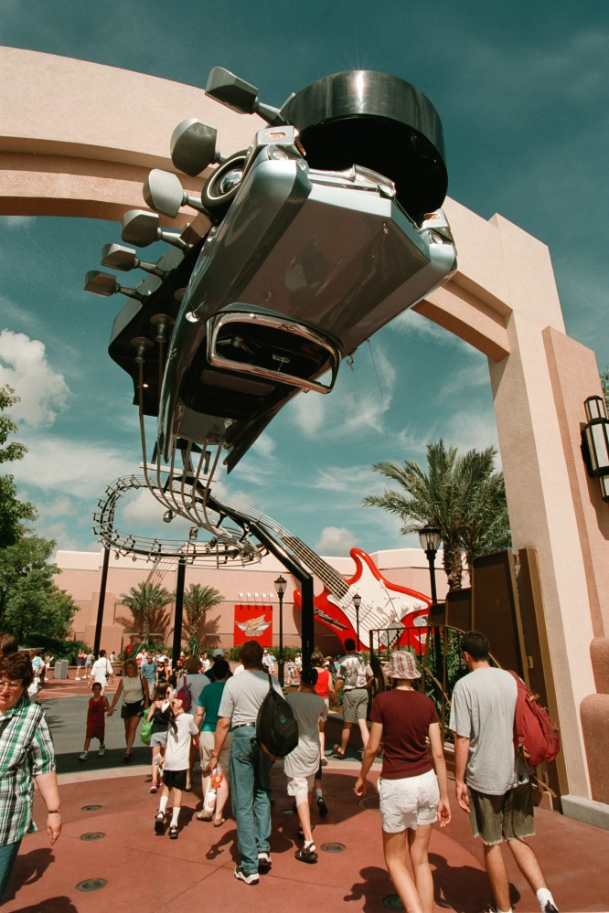 Fastest Car In The World 2015 >> Ride in Style at Rock 'n' Rollercoaster at Disney's ...