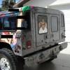 Dennis Rodman's 1996 Hummer H1