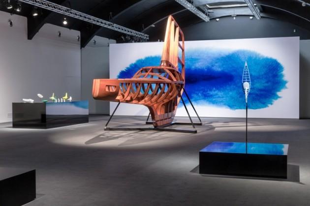 Spheres Precision & Poetry BMW Häberli Milan Design Week (34)