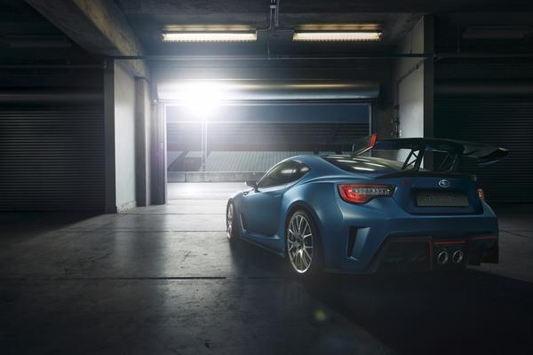Subaru STI Performance Concept 9