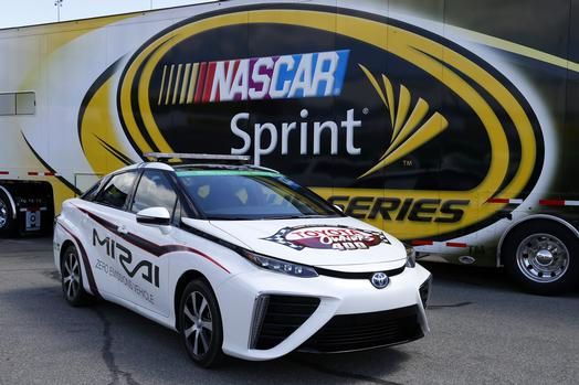 2016 Mirai Pace Car