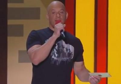 Vin Diesel confirms Furious 8 release date