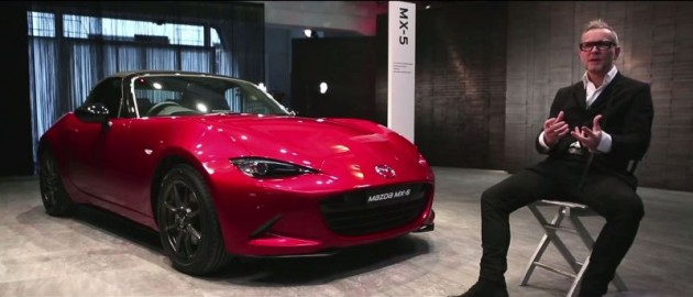 Wrap Design Contest for 2016 Mazda MX-5 Interview