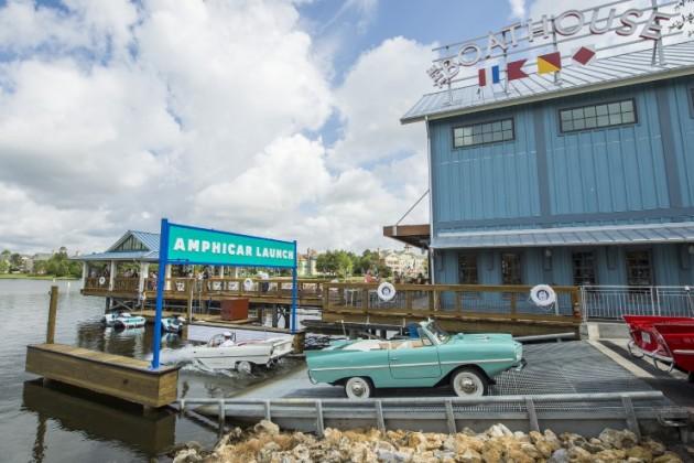 amphicar disney