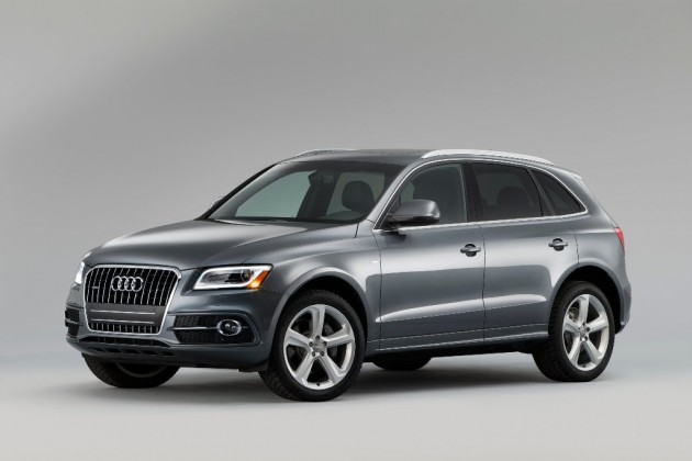 KBBcom Names Audi Q Among Best Luxury SUVs The News Wheel - Audi all cars name list