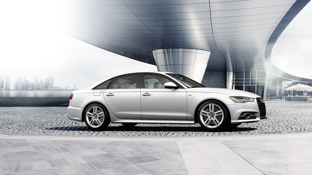 2016 audi a6 overview the news wheel. Black Bedroom Furniture Sets. Home Design Ideas
