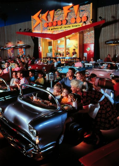 Sci-Fi Dine In at Hollywood Studios