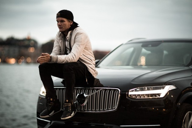 "Volvo Cars campaign and Avicii ""Feeling Good"" Song"