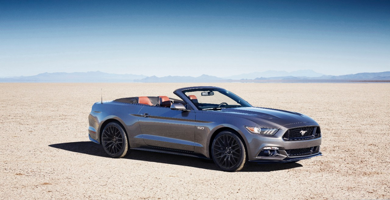Ford announces upgrades for 2016 ford mustang gt the news wheel