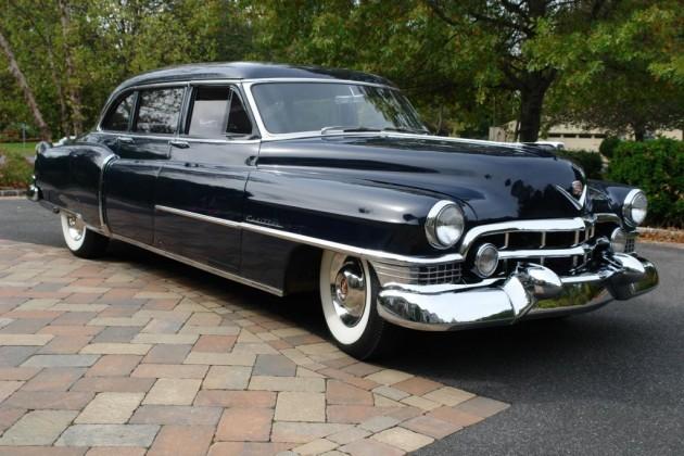 1951 Cadillac Limo