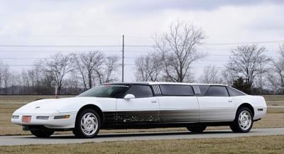 1994 Corvette Limousine