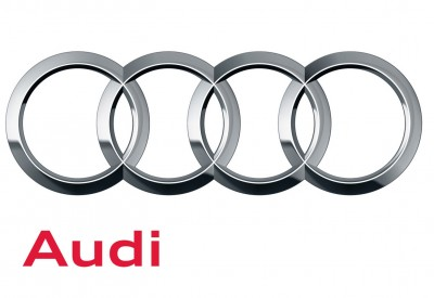 2009 current Audi logo emblem