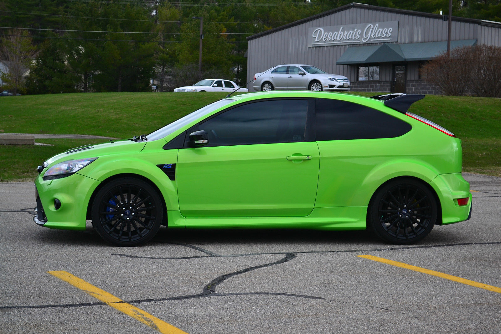 2010 ford focus rs ebay photo 10 the news wheel. Black Bedroom Furniture Sets. Home Design Ideas