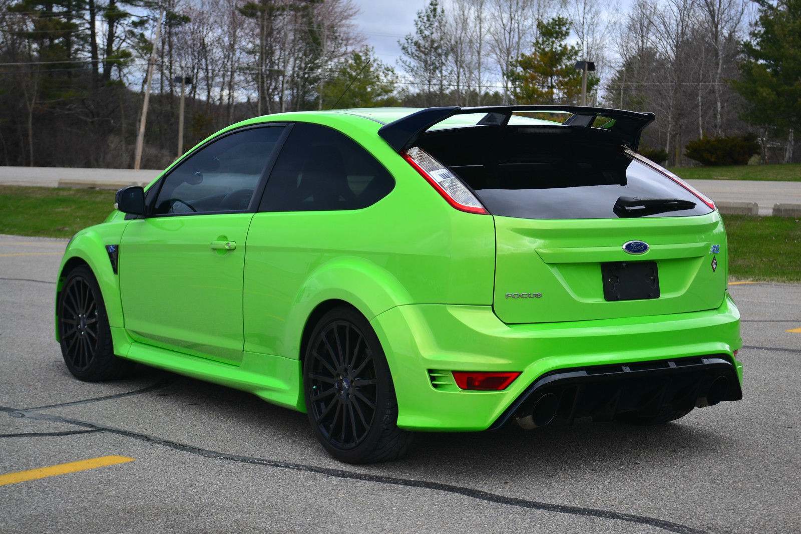 2010 ford focus rs ebay photo 11 the news wheel. Black Bedroom Furniture Sets. Home Design Ideas
