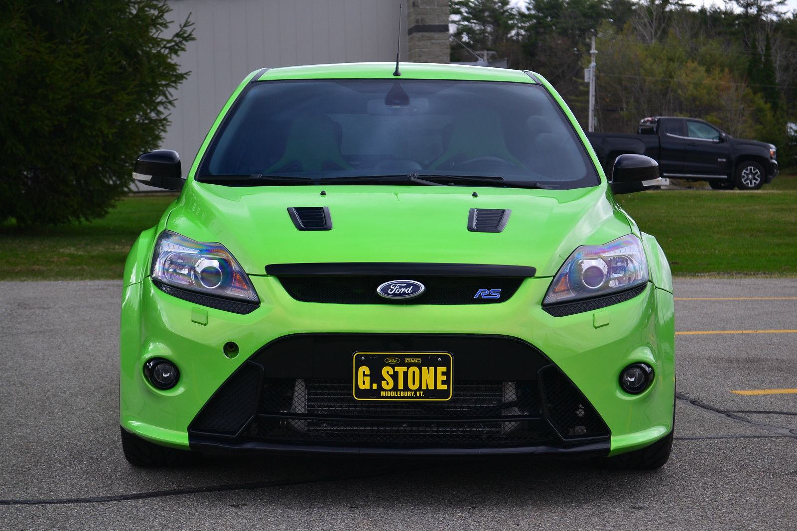 you can buy a 2010 ford focus rs on ebay right now the news wheel. Black Bedroom Furniture Sets. Home Design Ideas