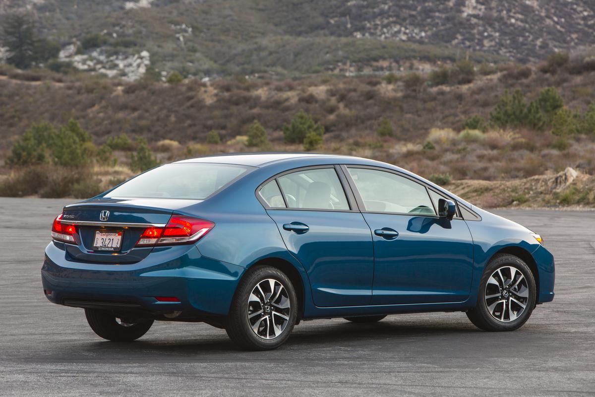 2015 honda civic sedan model overview the news wheel