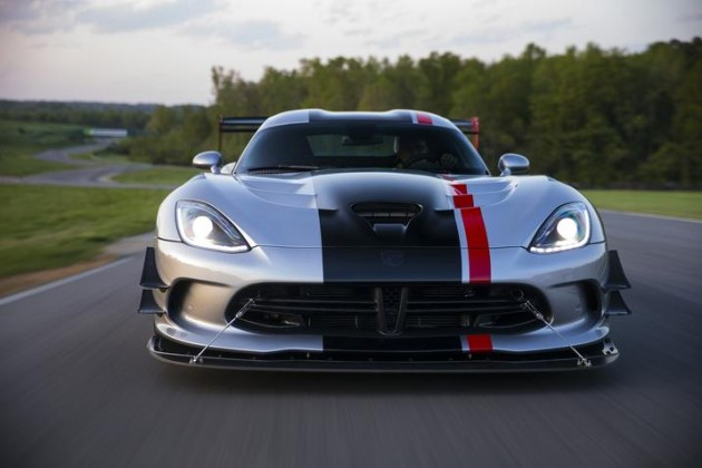 2016 Dodge Viper ACR Price Announced, Orders Opened