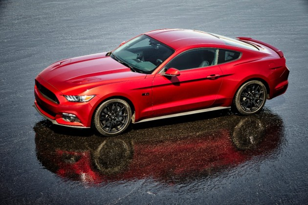 2016 ford mustang gt black package 4 - Ford Mustang 2016 Black