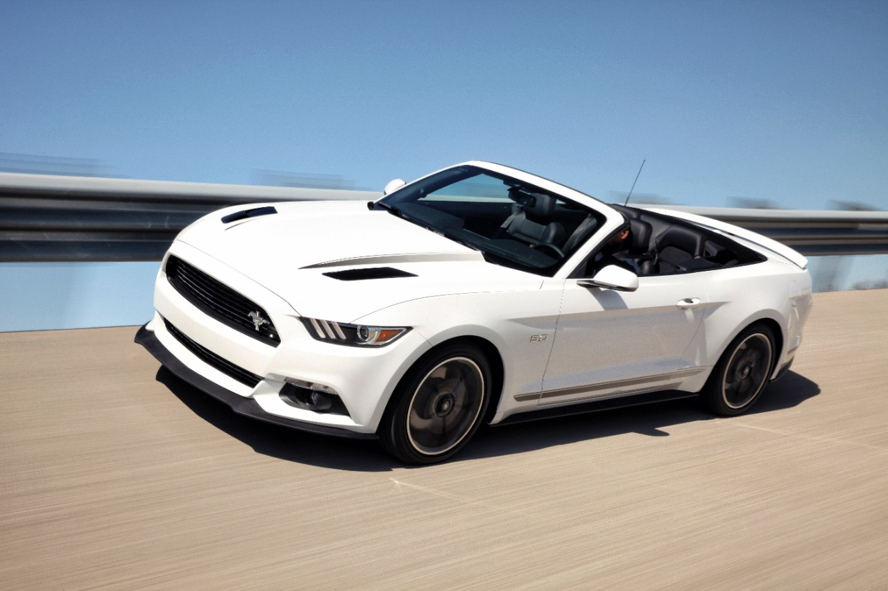 2016 Ford Mustang Gt Cs Convertible 3 The News Wheel