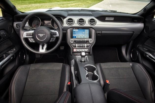 2016 Ford Mustang GT CS Convertible (4)
