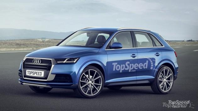 2016 Audi Q1 Series