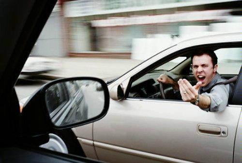 New Age of Road Rage