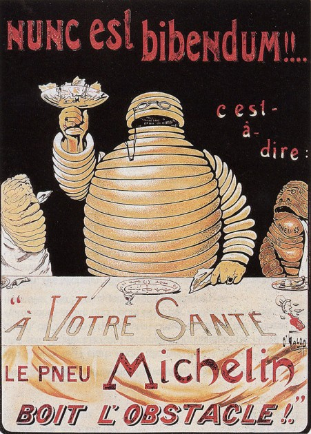 Michelin Poster, 1898