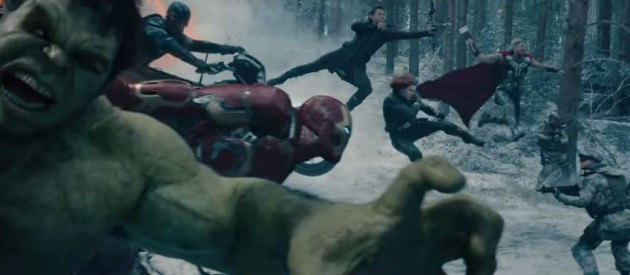 Audi Avengers: Age of Ultron