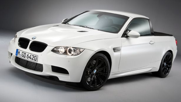 BMW M3 E92 pickup truck never being made