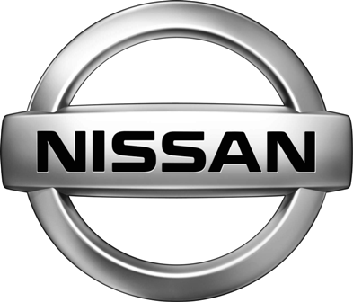 Current Nissan logo
