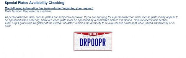 DRPOOPR