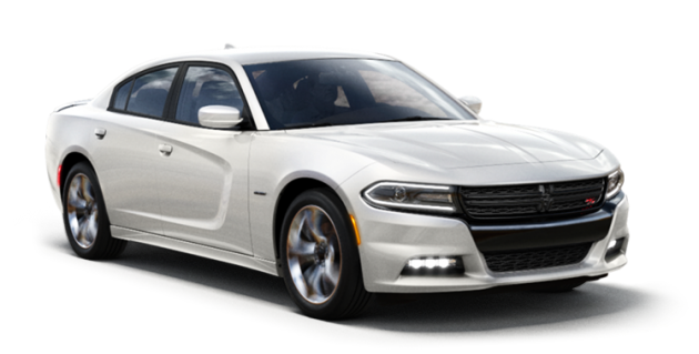 The 2015 Dodge Charger in Ivory Tri-Coat Pearl - best exterior colors offered by Dodge