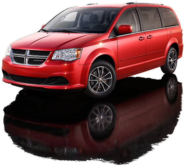 The 2015 Dodge Caravan in Redline Red 2 Coat Pearl - best exterior colors offered by Dodge