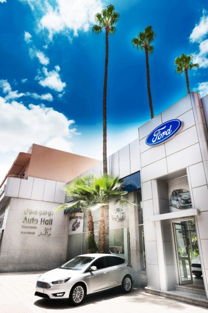 Ford Opens Two New Facilities in North Africa