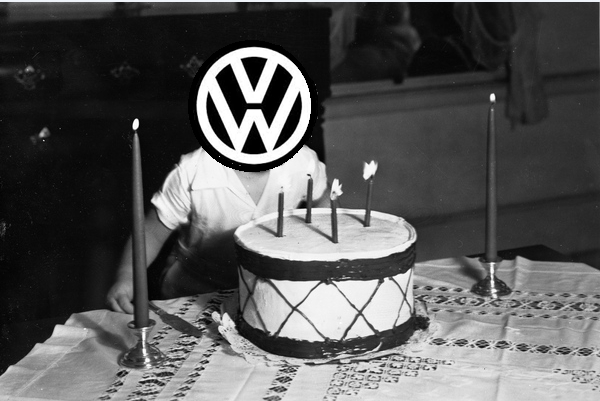 Happy 78th Birthday Volkswagen