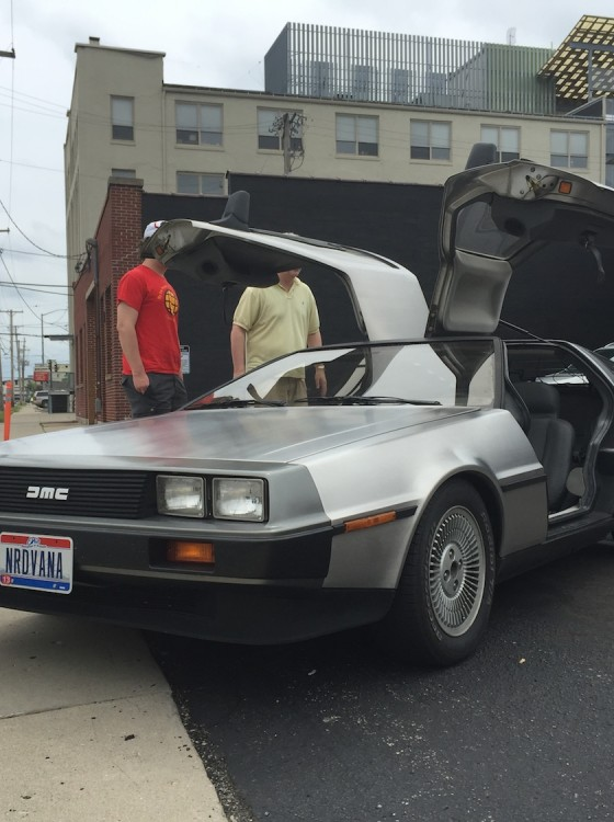 Delorean Dmc 12s To Return Possibly With Big Gm Muscle