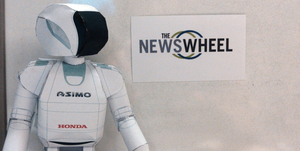 research paper asimo