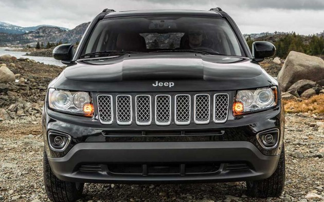 The 2015 Jeep Compass Sport boasts an EPA estimated 23 mpg in the city and 30 mpg on the highway.