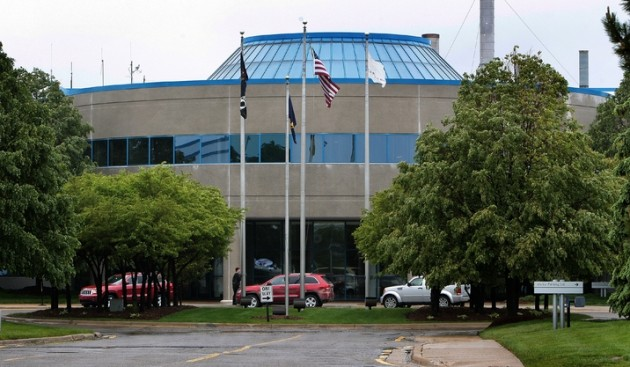 A man was killed today during his shift at Chrysler's Jefferson North Assembly Plant