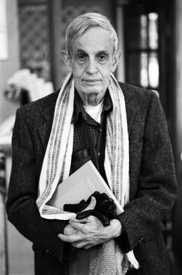 Famous mathematician John Nash and his wife, Alicia, were killed Saturday in a car accident in New Jersey