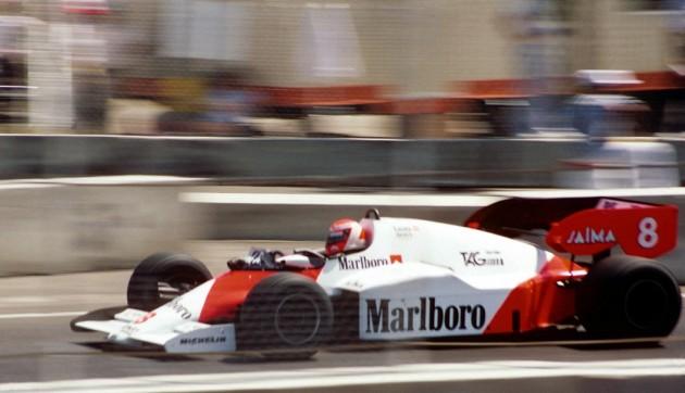 Niki Lauda formula 1 profile