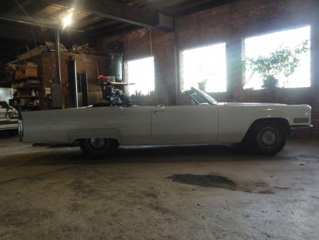 Cadillac Eldorado from Ryan Gosling's Lost River
