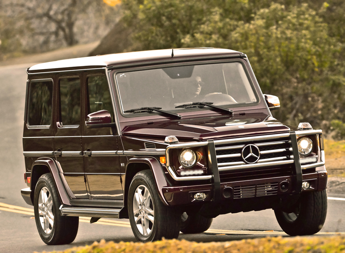 2016 mercedes benz g class engine shakeups improve model for Mercedes benz g class engine