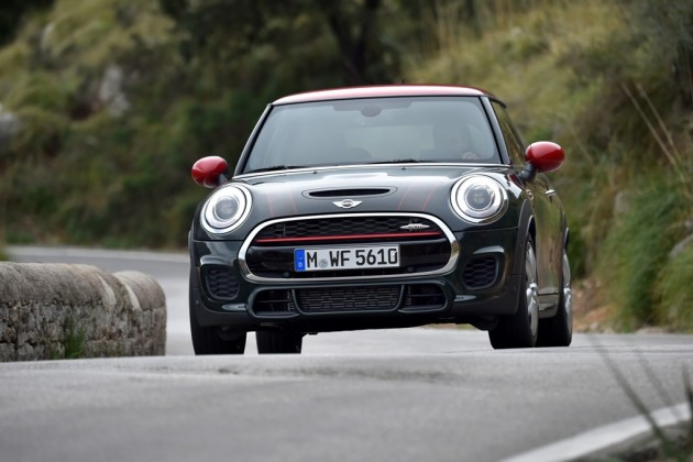 New MINI John Cooper Works Resale Value Giants brand award
