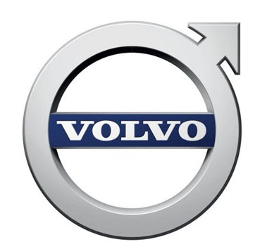 New Volvo Logo emblem